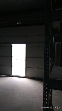 Сдается теплое складское помещение 330м2, 1эт, ул. Салова 46 - Фото 3