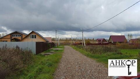 Участок 25 соток ЛПХ д. Игумново 12 км от г. Чехова - Фото 1