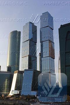 Сдам офис 560 кв.м, бизнес-центр класса A «Город столиц» - Фото 1