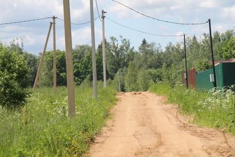 Продаю земельный участок в Подмосковье (д. сазонки)! - Фото 5