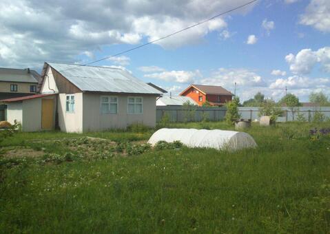 Продается одноэтажная дача 40 кв.м. на участке 10 сот - Фото 1