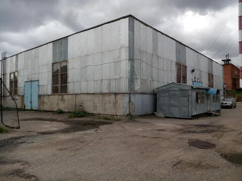 Теплый ангар в Щелковском районе - Фото 1
