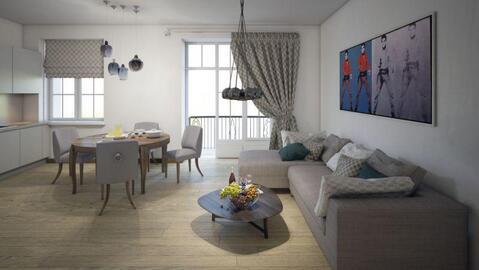 385 000 €, Продажа квартиры, Купить квартиру Рига, Латвия по недорогой цене, ID объекта - 313139927 - Фото 1