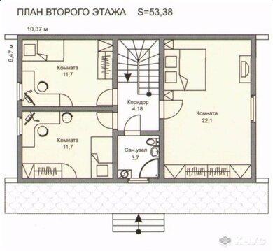 Продажа дома, 162.7 м2, Борисовская, д. 6 - Фото 1