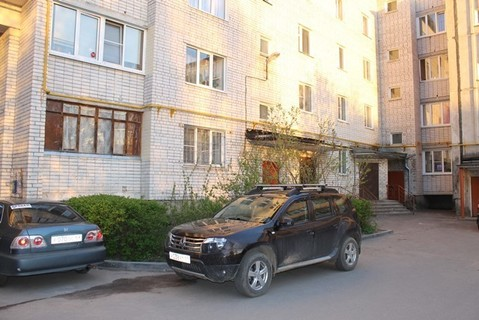 2-х комнатная квартира в г. Кимры, ул. Орджоникидзе, д. 45 - Фото 1
