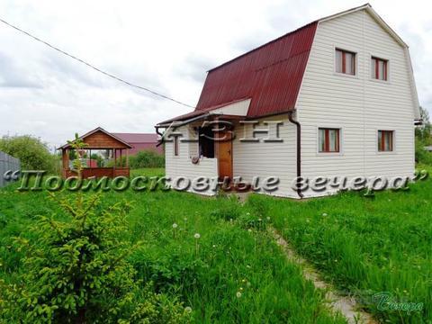Киевское ш. 78 км от МКАД, Субботино, Дача 70 кв. м - Фото 1