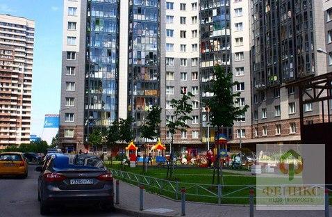1-к квартира с видом на Неву! - Фото 4
