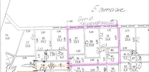 Офис 99,4 м2 в живописном месте м. Крылатское, м. Октябрьское поле - Фото 5