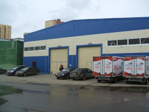 Сдается ! Новое складское помещение 1057 кв.м Класс А, Центр города. - Фото 4