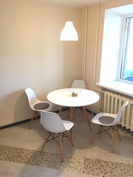 Квартира отличной планировки с евроремонтом в Тюмени! - Фото 4