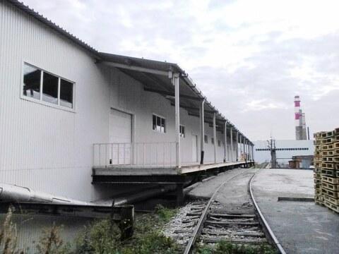 Аренда отдельностоящий теплый склад 2757 кв.М. со стеллажами - Фото 5