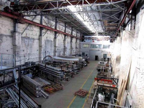 Продаю склад/пр-во, 1500 м2 на ул. Памирская - Фото 4