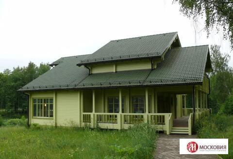 Коттедж 480м2, участок 35 соток, в окружении хвойного леса. Москва. - Фото 3