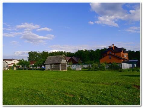 Красивый участок 14 соток в тихой и уютной деревне Акиньшино - Фото 3