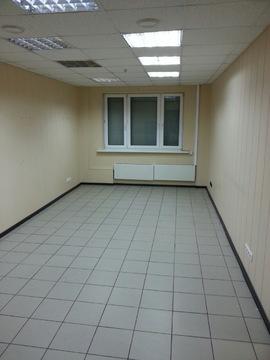 Аренда офиса в Кузьминках - Фото 1