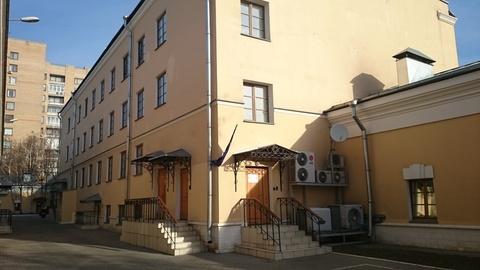 Аренда офиса в Москве, Фрунзенская, 1389 кв.м, класс B. м. . - Фото 1