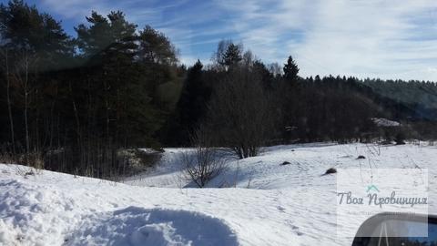 Участок 12 соток рядом с хвойным лесом Протасово Ступинский район - Фото 1