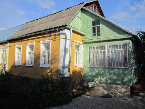 Продам участок с частью дома в г.Домодедово мкр.Востряково - Фото 1
