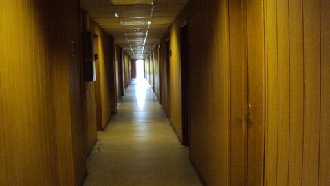 Аренда офис 253 кв.м, м.Авиамоторная - Фото 1