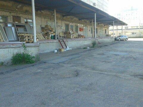 Отапливаемый склад 1100кв.м с пандусом. - Фото 1