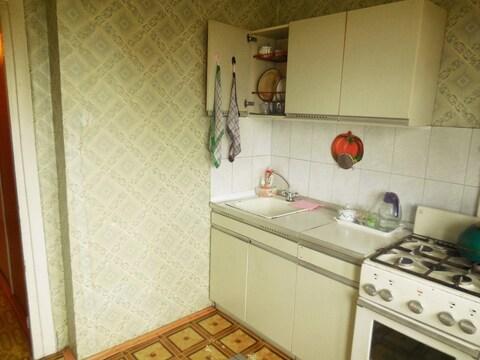 1-комнатная квартира 34 м2 (улучшенка). Этаж: 5/5 панельного дома. - Фото 4