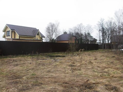 Участок 12,5 соток в деревне Лукошкино - Фото 1