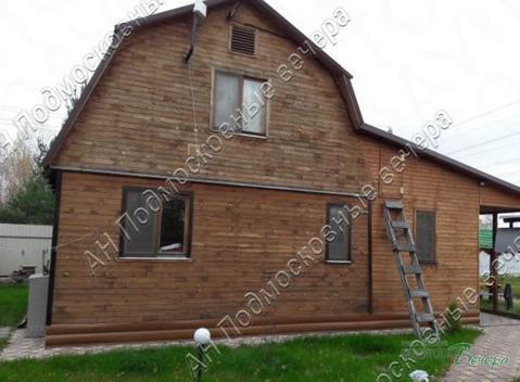 Носовихинское ш. 36 км от МКАД, Воровского, Дача 72 кв. м - Фото 1