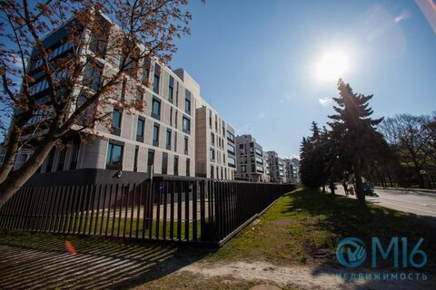 Видовая трехкомнатная квартира с террасой - Фото 1