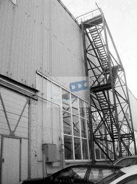 Неотапливаемый капитальный склад 122 кв.м. с навесом на ул.Нансена
