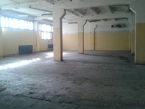 Отапливаемый склад 1100кв.м с пандусом. - Фото 4