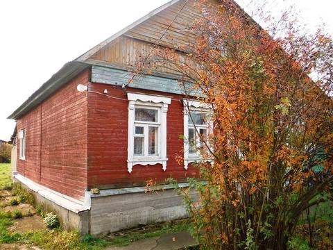 Продается жилой дом в Наро-Фоминске, район Мальково с коммуникациями - Фото 1