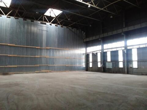 Производственное помещение 1700 кв.м