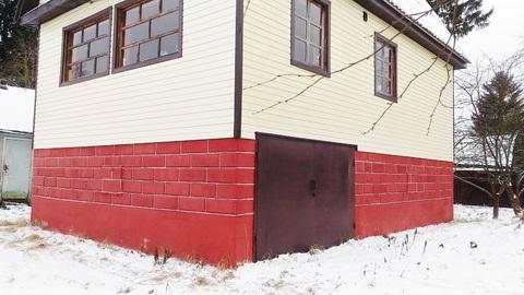 Дом из бруса для круглогодичного отдыха вблизи Ладожского канала. - Фото 3