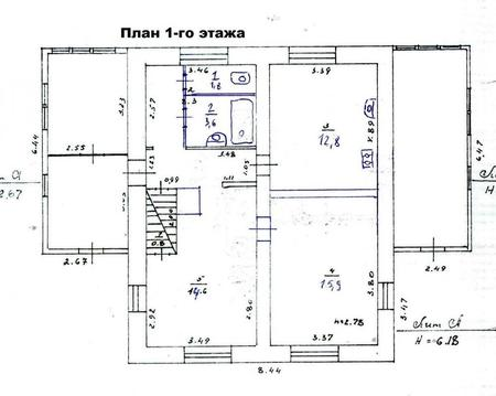 Продажа дома, Кириллов, Кирилловский район, Ул. Майская - Фото 2