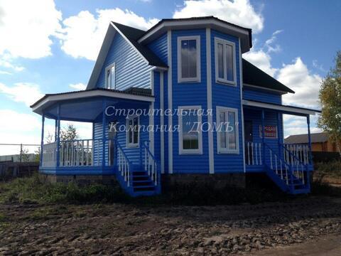 Шикарный новый дом с видом на озеро Савельево! - Фото 2