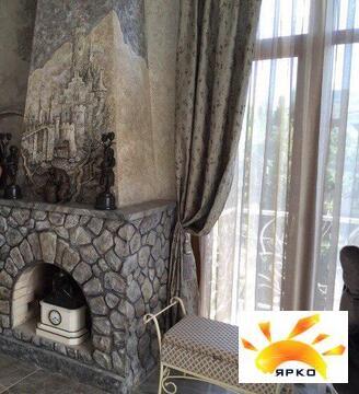Красивая квартира в Алупке с камином 67м2 - Фото 4