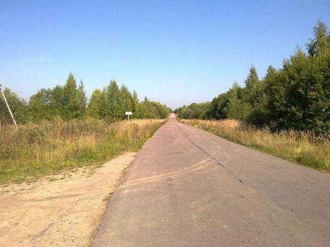 Большой и дешевый участок земли в жилой деревне Конаковского района - Фото 4