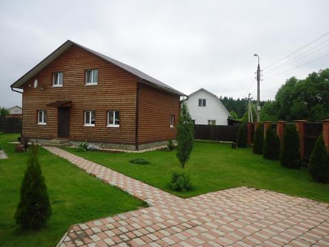 Дом с участком в СНТ Родник-90. Москва - Фото 1