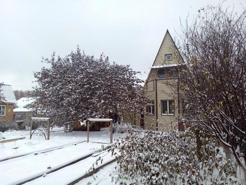 Ухоженный сад с хорошим садовым домом в СНТ Лада - Фото 1