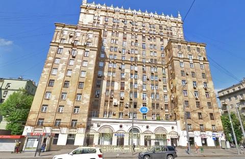 Трехкомнатная Квартира Москва, проспект Мира проспект, д.49, ЦАО - . - Фото 1