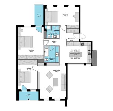 235 450 €, Продажа квартиры, Купить квартиру Рига, Латвия по недорогой цене, ID объекта - 313138202 - Фото 1