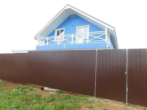 Дом в деревне Сатино с газом 10 соток Киевское Минское шоссе - Фото 2