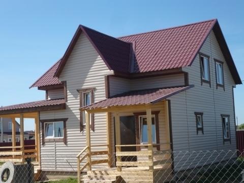 Продам новый дом для круглогодичного проживания по Киевскому или Калуж - Фото 1