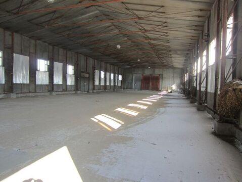 Аренда теплого склада 400 кв.м. - Фото 1