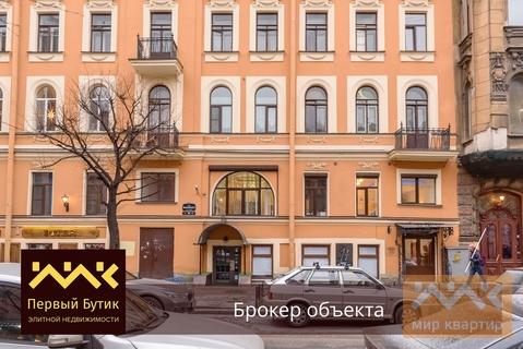Продажа офиса, м. Площадь Восстания, Маяковского ул. 34 - Фото 1