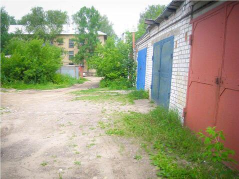 Продам гараж по ул.50 лет влксм, 33 г.Кимры (Старое Савелово) - Фото 1