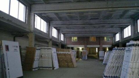Сдам складское помещение 1020 кв.м, м. Электросила - Фото 1