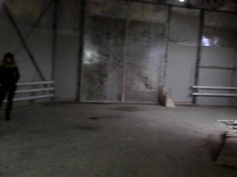 Помещения под склад, производство. Высота 4 м, Огорожено, охрана, 150р - Фото 2