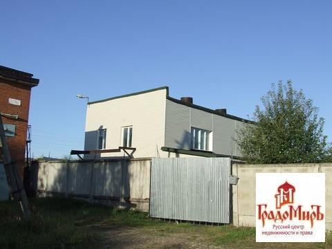 Продается торговое помещение, Константиново с, 368.1м2 - Фото 2