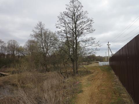 ИЖС 7.5 соток в деревне Кромино (Апрелевка). 25 км от МКАД. - Фото 3